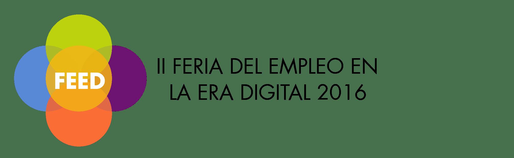 logo feria del empleo en la era digital formato 2016