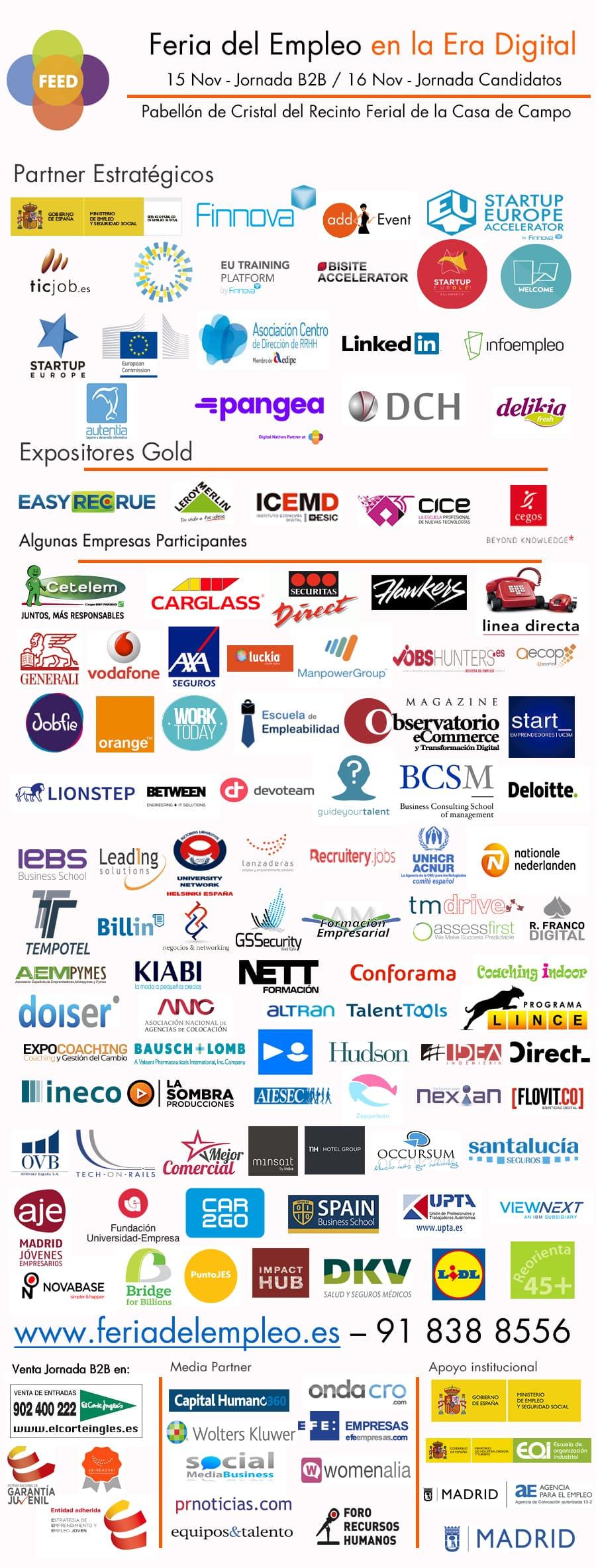 firma-feed2016-071116 - feria del empleo en la era digital