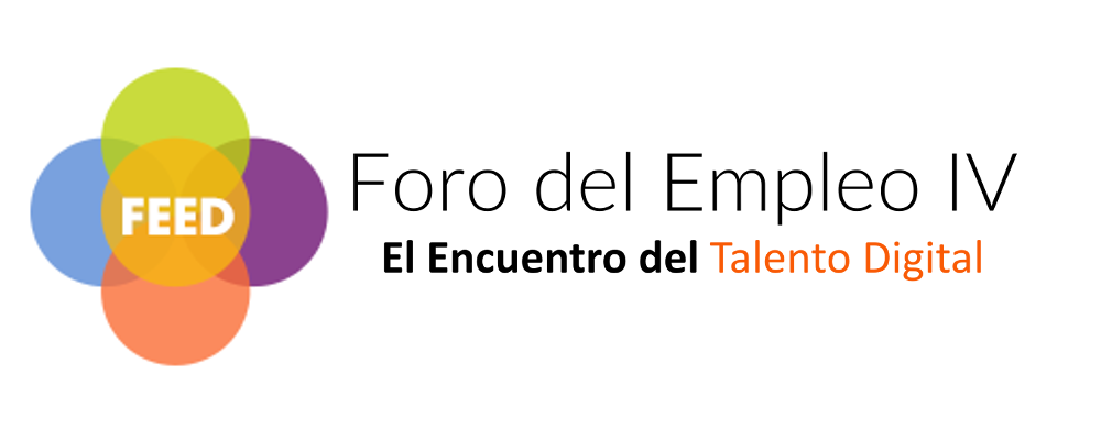 Logo FEED 2017 - IV Foro del Empleo en la Era Digital