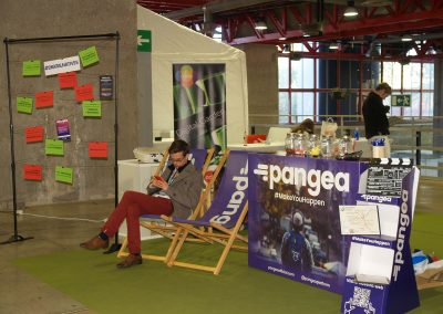 FEED 3, PANGEA EN HUB DIGITAL TALENT