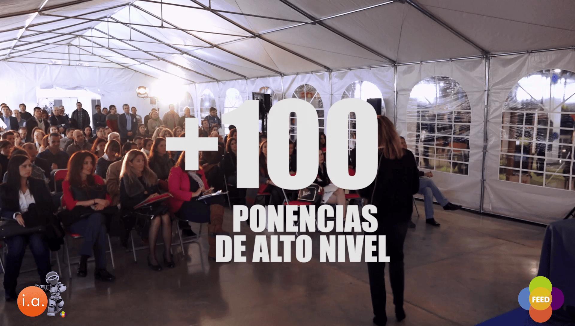100 ponencias de alto nivel en FEEDIV - Foro del Empleo en la Era Digital