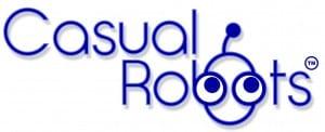 Casual robots logo