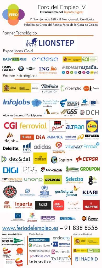 Participantes FEEDIV Nov17