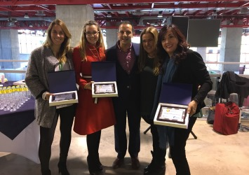 "Premios FEED y Womenalia a ""Emprender en femenino"""