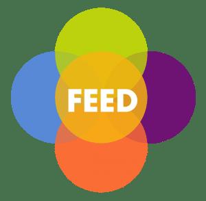 Circulo FEED con letras sin Fondo