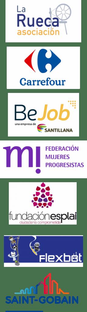 Logos participantes mesa redonda
